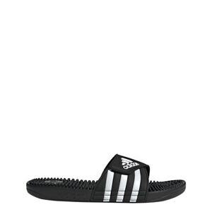 ab69777f7 Image is loading Mens-Adidas-Adissage-Black-Slides-Shower-Sandals-Athletic-