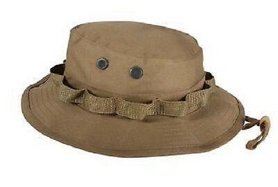 Us Military Style Army Outdoor Patrol Boonie Ha Cap Berretto Cappello Coyote-mostra Il Titolo Originale Scelta Materiali