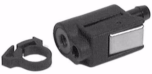 OEM Mercury Quicksilver Female Fuel Line Connector 22-13563Q7 2//4 STROKE ENGINES