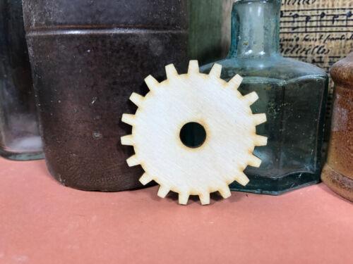 COG forme 9 en bois Gears Tailles Multiples Steampunk bois rouages formes 2.5 CM à 25 cm