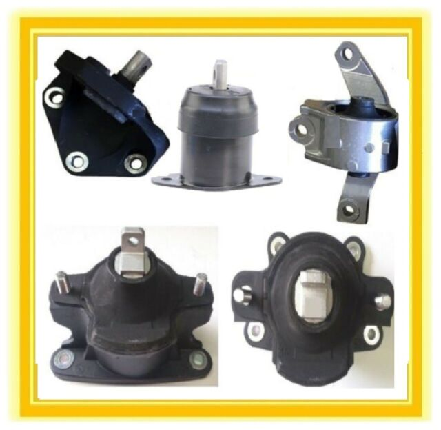 5 Motor Mounts For 2007-2008 Acura TL 3.2 3.5 V6 Automatic