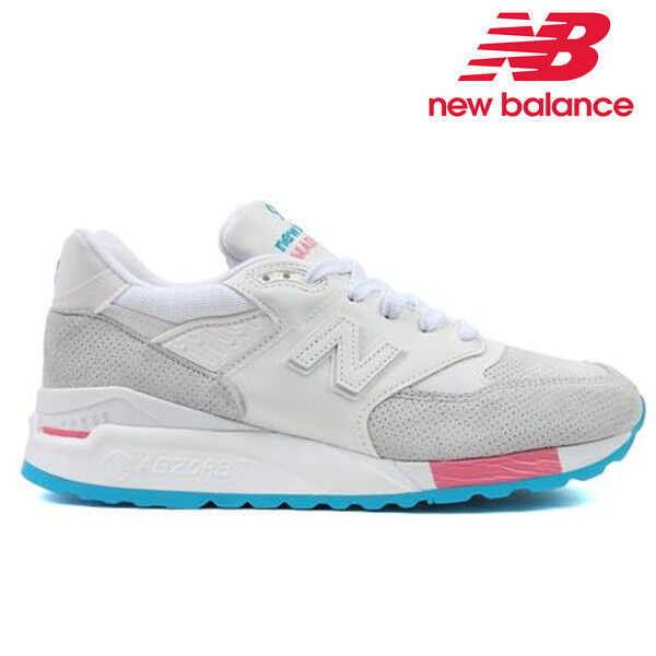 NEW BALANCE M998WEA MADE IN USA COTTON CANDAY