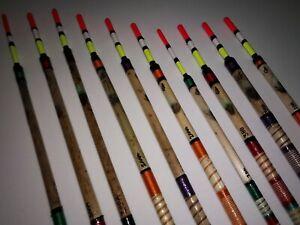 x10 Handmade Stick Floats
