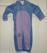 Disney Eeyore Halloween Custume Winnie Pooh Hooded Size 12-18 Months