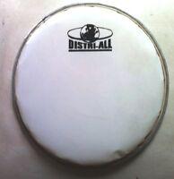 Peau Plastique Pour Darbouka Aluminium 17cm