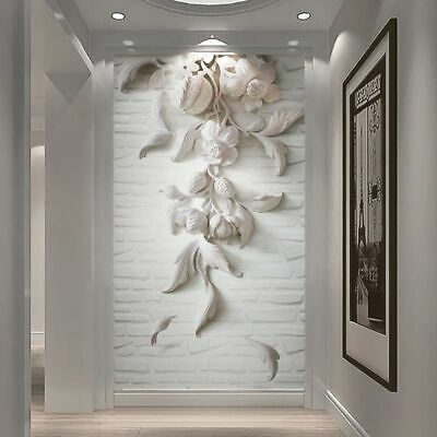 Textured Wallpapers Waterproof 3d Murals Living Room Bedroom Wall Covering Decor 696977462462 Ebay