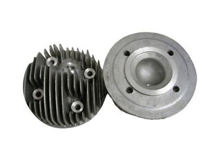 Cylinder-Head-2-Ports-Vespa-150-Sprint-GL-VBB-etc-AU