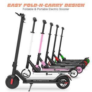 Megawheels-Monopattino-Elettrico-Pieghevole-Scooter-Portatile-Bicicletta-250W