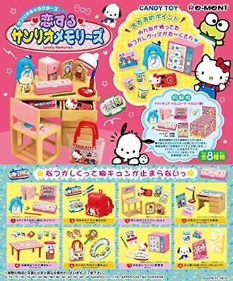 Koisuru Sanrio Memories Fully Compressed 8 pieces Shokugan Gum Sanrio Japan