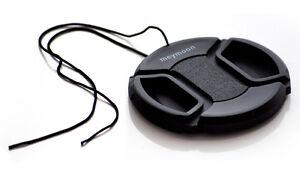 meymoon-46mm-Qualitaets-Objektiv-Deckel-mit-Clip-Verschluss-Cap-kappe