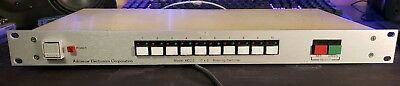 Video Production & Editing Cameras & Photo Adrienne Electronics Corporation Model Aec-1 10x1 Routing Switcher Exquisite Craftsmanship;