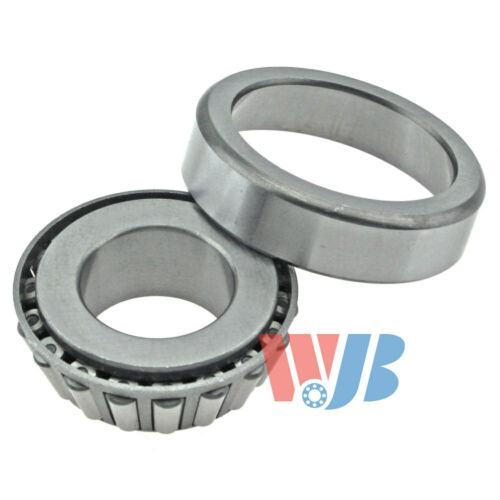Front Wheel Bearing and Race Tapered Roller Bearing WT33205 Cross 33205 33205-J