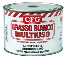 Grasso al litio per motori marini CFG GREASE MARINE crown LATTA DA 0,5 KG BIANCO