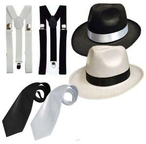 Bambini Gangster Costume Abito Bugsy Malone 1920-1930 Costume