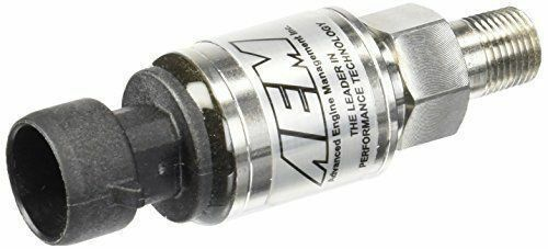 AEM 30-2130-150 150 PSIg 10.34 BAR Fuel Oil Pressure Sensor 1//8NPT Universal