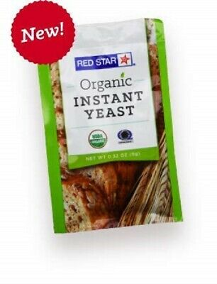 Organic Instant Yeast Packet 32 Oz