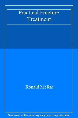 Practical Fracture Treatment,Ronald McRae- 9780443040078