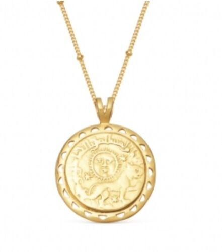 Missoma Lucy Williams Rising Sun Médaillon Collier $219