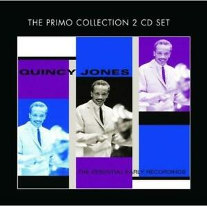 Quincy-Jones-The-Essential-Early-Recordings-NEW-2-x-CD