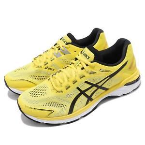 efc29b99 Details about Asics GT 2000 7 Lemon Spark Black Men Running Shoes Sneakers  1011A158-750