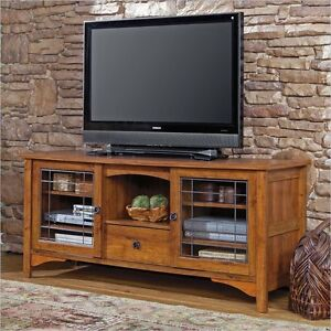 Sauder-Rose-Valley-Entertainment-Abbey-Oak-TV-Stand