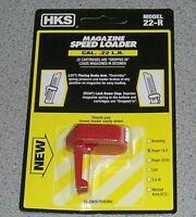Brand Hks 22-r 22r Magazine Speed Loader For .22 Ruger Mark Mk I & Ii 1 & 2