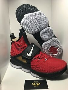 innovative design 27f9c e0ff4 Details about Nike Lebron 15 XV Prime AO9144-600 Size 9 Diamond Turf RARE  LIMITED EDITION