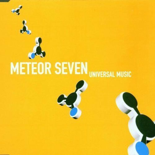 1 von 1 - Meteor Seven Universal music (incl. 5 versions, 2000) [Maxi-CD]