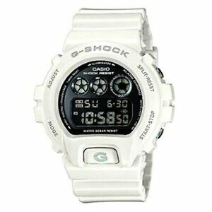 CASIO  G SHOCK DW-6900 White Color DW-6900NB-7D / DW-6900NB-7