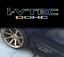 I-vtec-dohc-honda-holographic-oil-slick-chome-windshield-sticker-JDM-mugen-decal thumbnail 1