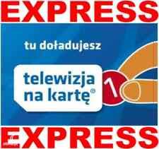 Doładowanie N HD na Pakiet Domowy HD 6-mce Telewizja na Karte HD Plus Polsat