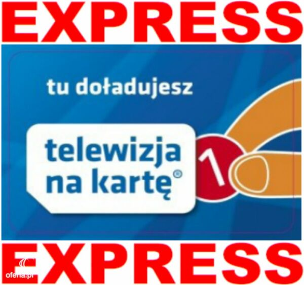 Leuk Doładowanie N Hd Na Pakiet Domowy Hd 6-mce Telewizja Na Karte Hd Plus Polsat Non-Strijkservice