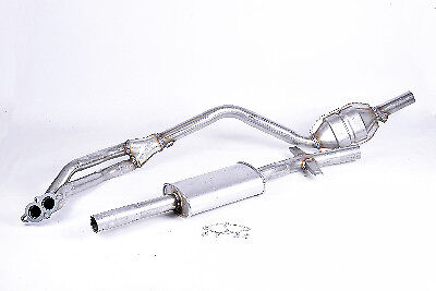 CAT  FOR BMW 3 SERIES BM90817H TYPE APPROVED CATALYTIC CONVERTER