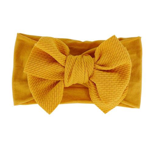 1PC Baby Girls Headband Elastics For Newborns Elastic Hair Head Hairband SALE