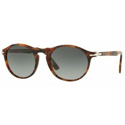 Brillen Sonnen Sonnenbrillen & -zubehör Persol 3203s 108/71 Kaffee Cal.54 SorgfäLtige Berechnung Und Strikte Budgetierung Herren-accessoires