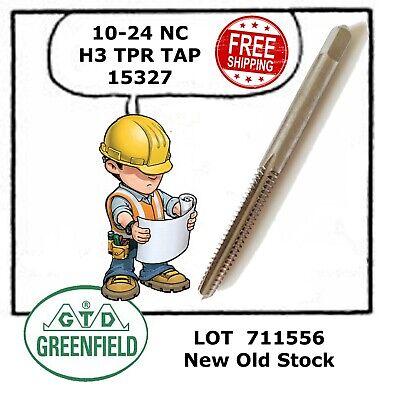 10-24 NC H3 TRW Greenfield 3 piece Tap Set USA 15330 5305