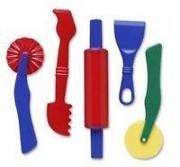 Play Dough Tools 5 Piece Assortment