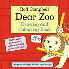The Dear Zoo Drawing and Colouring Book by Rod Campbell (Paperback, 2016)