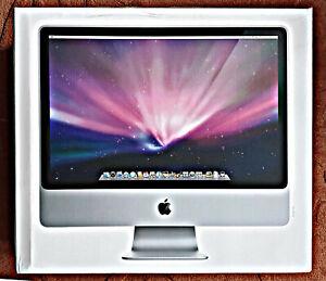 Apple iMac 61 cm (24 Pouces) Grand écran ordinateur Large Format-matrice active-LCD-Image