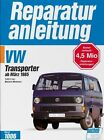 VW Transporter / Bus ab 3/1985 (2000, Kunststoffeinband)