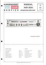 ITT/Graetz Service Manual für HiFi 8041