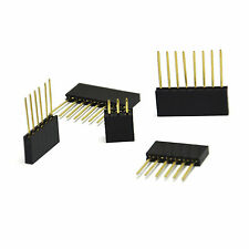 new Stackable Shield Header Set Kit 6 8 Pin Tall For Arduino Shield