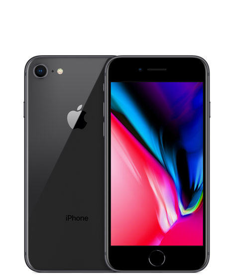 EX DEMO | Apple iPhone 8 | 256GB | Space Grey | Unlocked