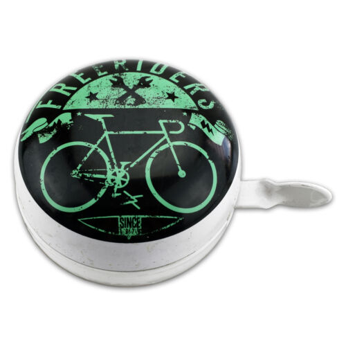 Fahrradklingel Ding Dong Fahrrad Glocke Klingel Fahrradglocke zweiklang Retro