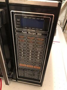 Large Kenmore Microwave Convection Oven With 300 Built In