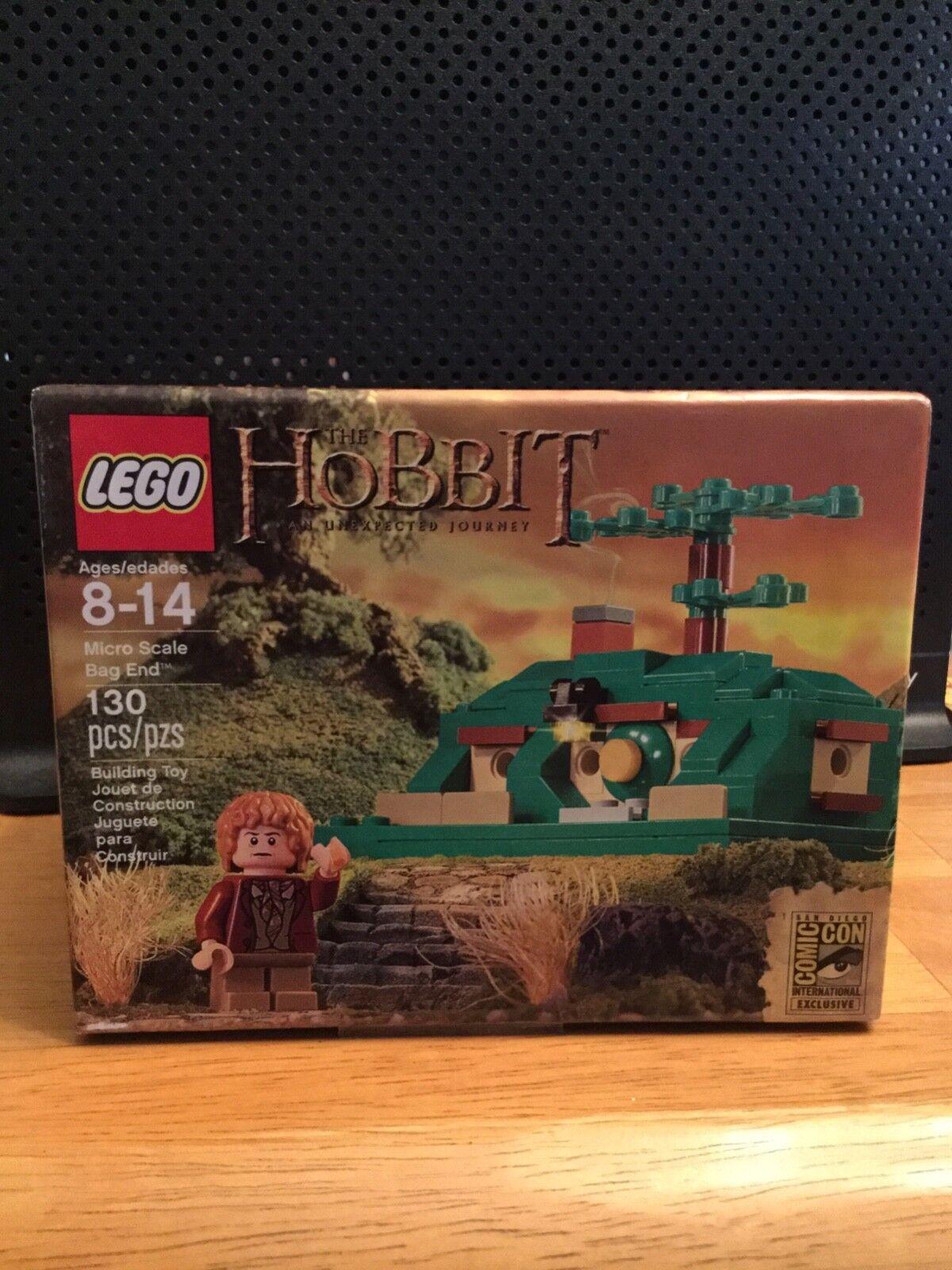Lego Sdcc 2013 El Hobbit Señor De Los Anillos Nuevo Exclusivo Bilbo Bolsón