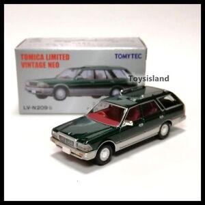 Tomica Limited Vintage NEO LV-N209b Nissan Cedric Wagon V20E SGL Limited TOMYTEC