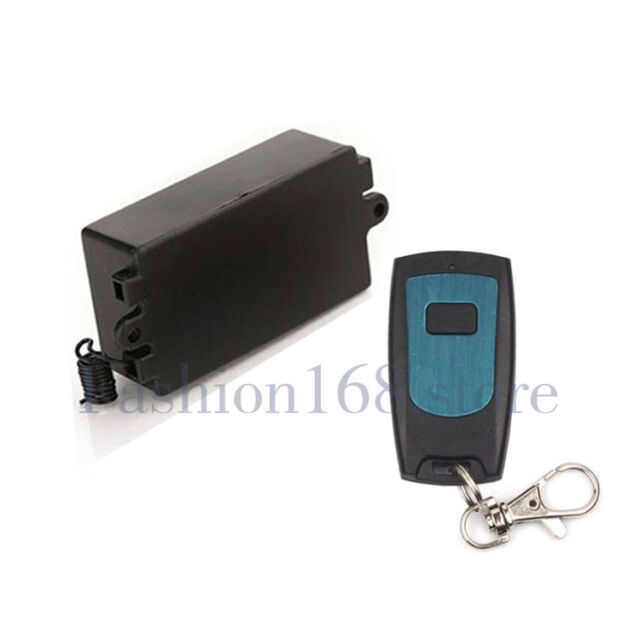 1 Channel 433mhz 12v Rf Remote Control Replacement Garage Door