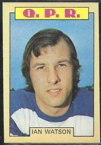 QPR Q.P.R TERRY VENABLES A/&BC-FOOTBALL 1973 BLUE BACK-#121
