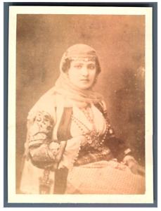 Algerie-Type-algerienne-Vintage-albumen-print-Tirage-albumine-10x14